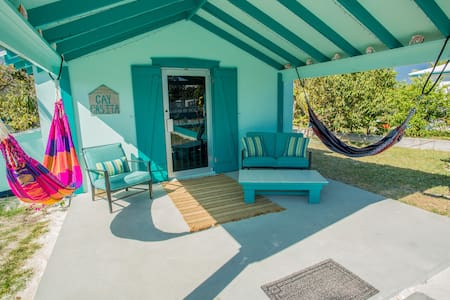 Cozy Cay Casita 3 min walk to beach - Spanish Wells - 独立屋