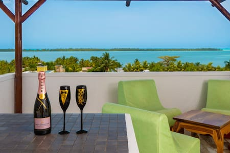 Private Apt ★ WOW sea view ★ Close to Le Morne