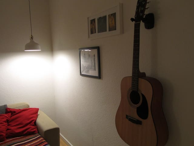 Cozy apartment with beautiful view - Aalborg - Flat