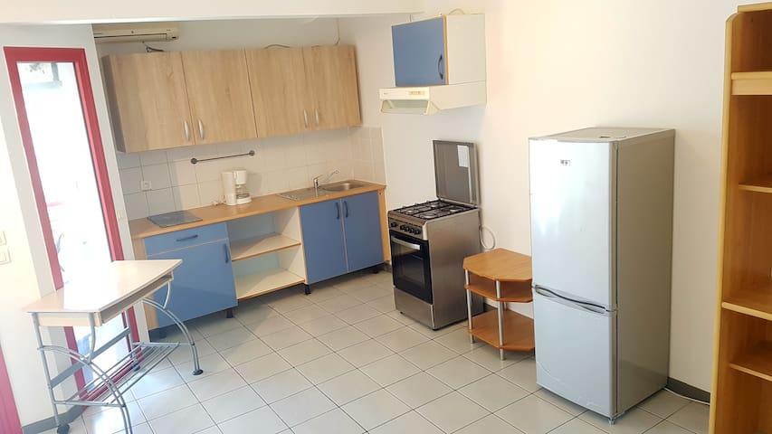 Appartement F1 Nouméa Centre