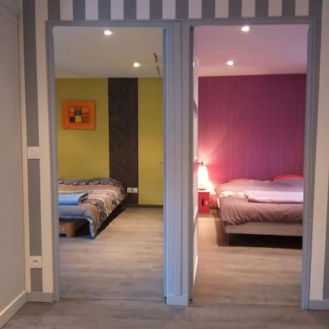 1 ou 2 chambre(s) dans une maison - Modane - Hus