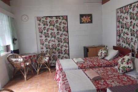 Atupa Orchid Garden Studio - Avarua District