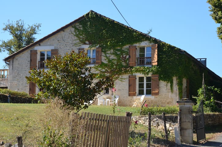 En Perigord vert à 3 km de Brantome - Brantôme - Maison