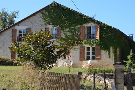 En Perigord vert à 3 km de Brantome - Brantôme - Ev