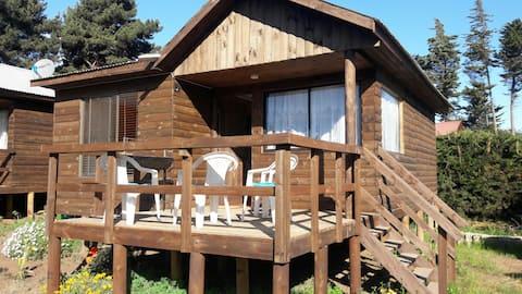 Cabanas Luna Negra 2 Horcon.