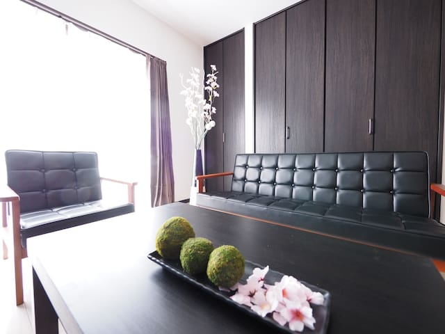 【2 Bed Rooms】Beppu Onsen Heaven + High Speed WiFi - Beppu-shi - Lägenhet