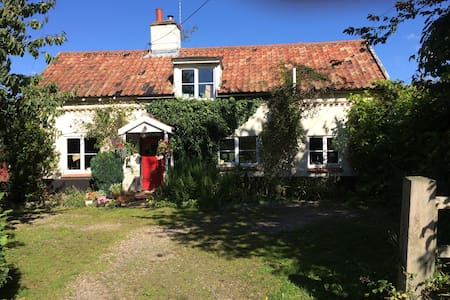 Quaint Suffolk cottage - Bed & Breakfast