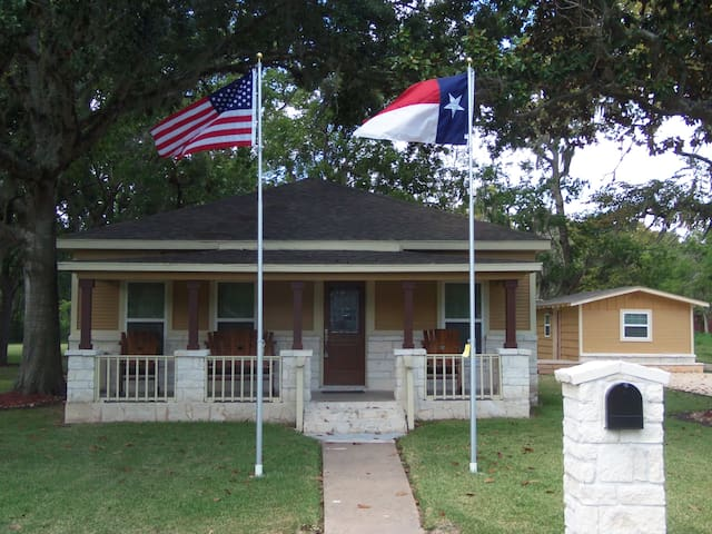 Texas Style Extended Stay Rental Home