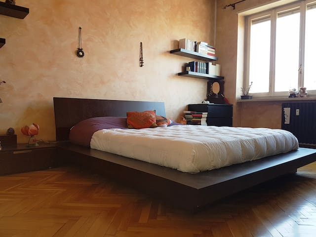 Cozy private double room near Politecnico
