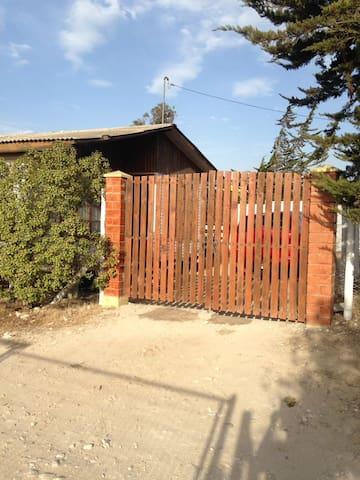 Acogedora cabaña en Villa Talinay Guaqueros - Guanaqueros - Casa