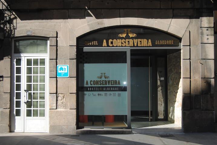 Hostel Albergue A Conserveira - Redondela - 旅社