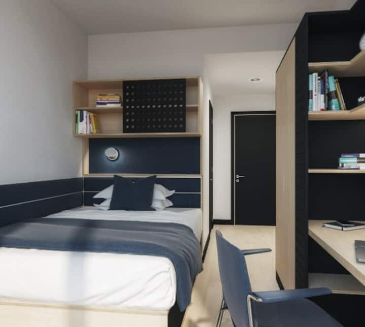 Student Only Property: Available Standard Studio - LOS 12 months 10% off