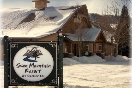 Swan Mountain Resort - Dillon - Lomaosake
