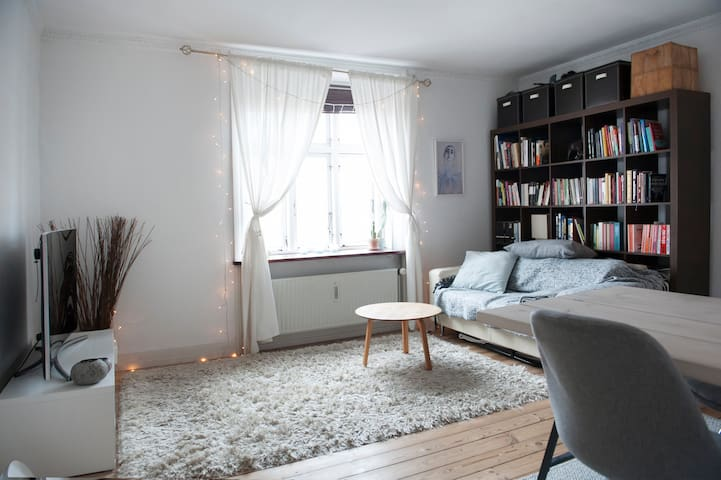 Two room city apartment for rent
