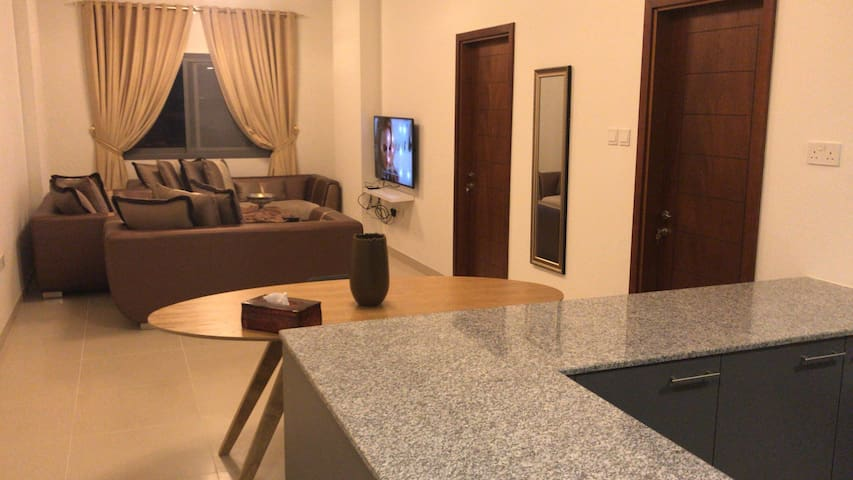 Luxuriant one bedroom flat with modern furniture