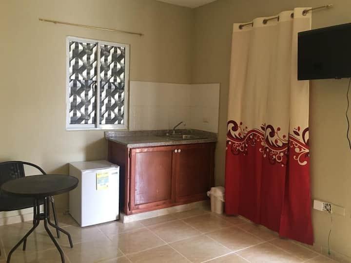 Apartamento acogedor, Mochileros