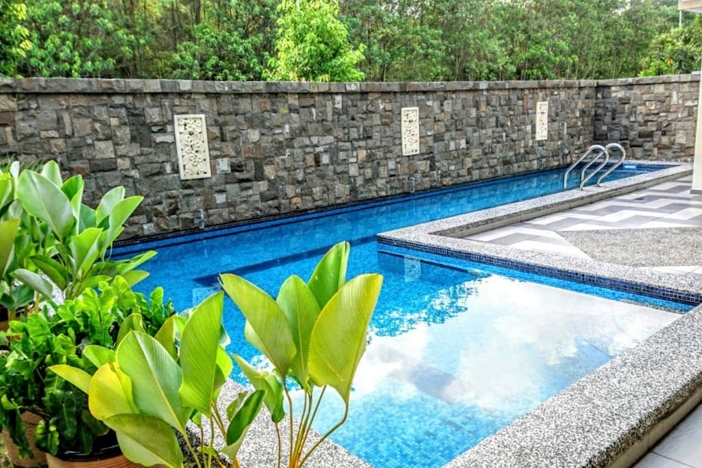 Private Swimming Pool House To Legoland And Aeon Houses For Rent In Gelang Patah Johor Malaysia