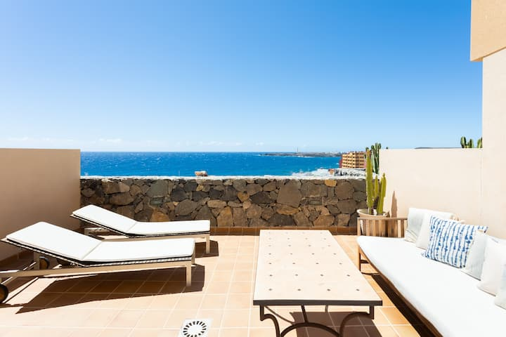 Beautiful sea view duplex - PORÍS 1