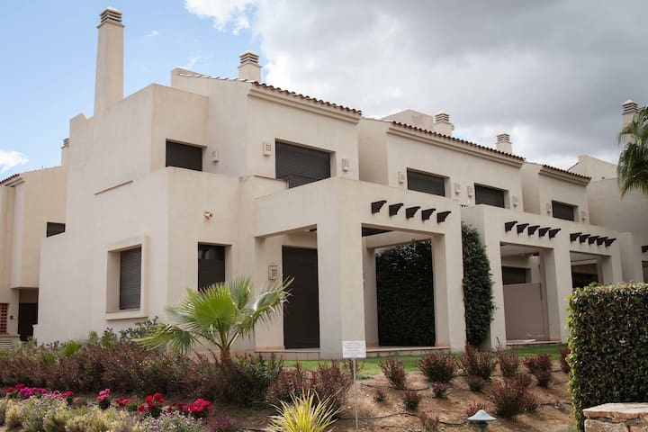2 bed Townhse, sleeps 6, w/ pool & WiFi - La Casa - San Javier