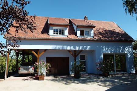 LA GRANGE d'ALPHONSE GITE de FRANCE - Châtenois