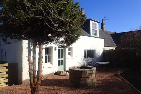 Delightful S/C cottage in the Scottish Borders - Dom