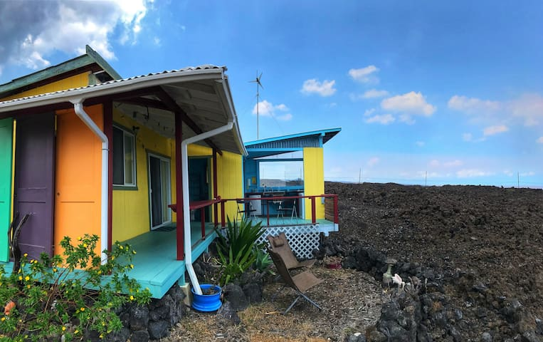Stay Ocean View – Sustainable Guest House & Lanai