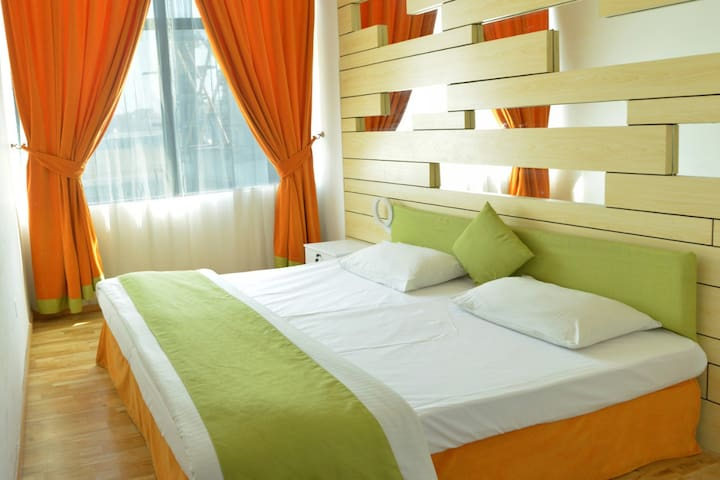 ONE BED ROOM WITH HALL-EVEREST INTERNATIONAL HOTEL