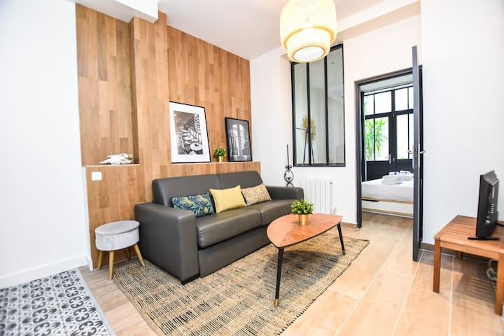 Amazing Flat - 1BR/4P - South Pigalle