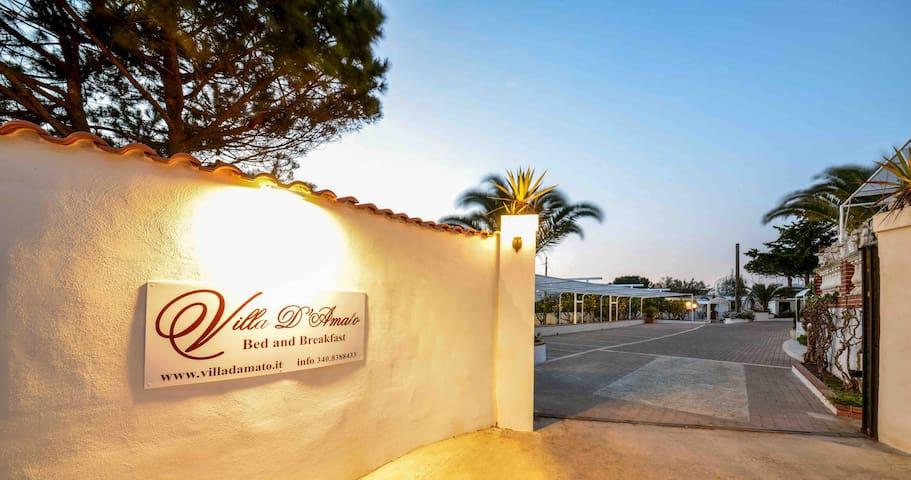 Villa D'Amato B&B - Peschici - Bed & Breakfast