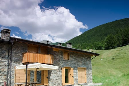The Masun: holidays house in the mountains - Carnale - Casa