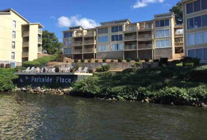 Recently Updated Waterfront Condo