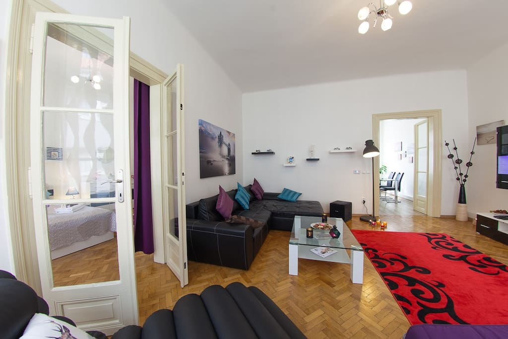 Furnished Apartments Prague