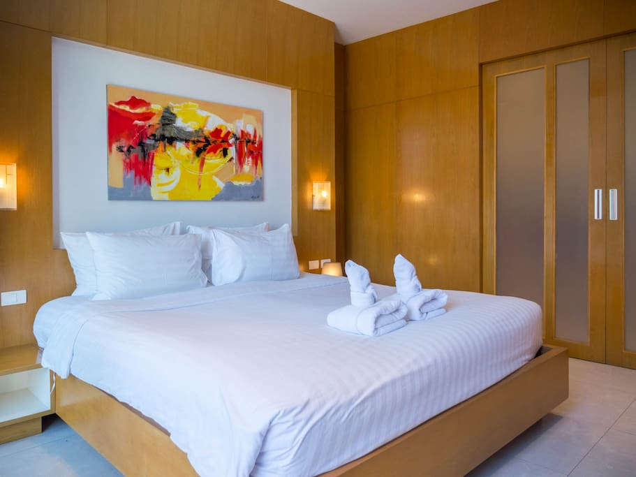 1 bedroom apartment at Kamala, 10 min to the beach