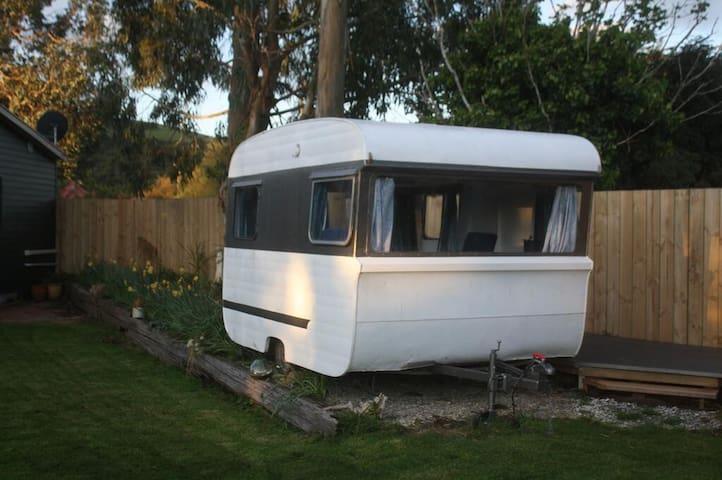65' Zephyr Love Bug Caravan