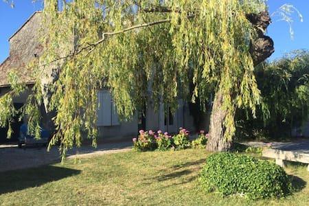 LA CUSSACAISE  SUITE FAMILIALE - Cussac-Fort-Médoc - Дом