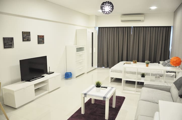 [A01]Cozy&Stylish Studio,12min to KLCC 7min to LRT