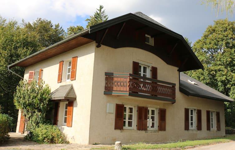 La Maison de Valentine (Maison Familiale - Jura)