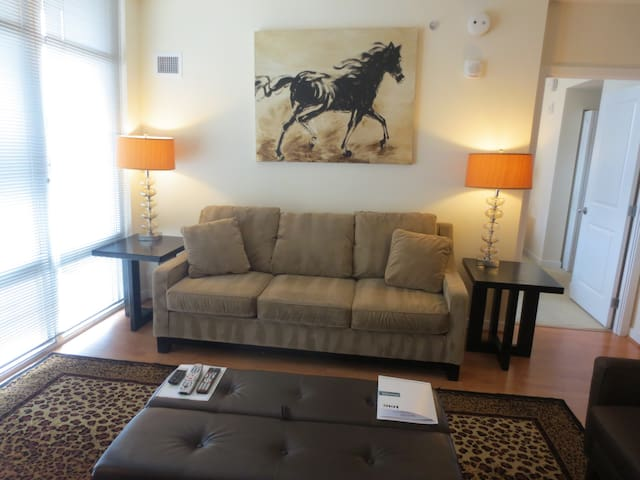 [1596-2C] Luxury 2Bedrooms in Chevy Chase - Bethesda - Apartment