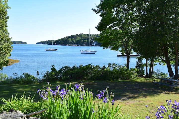 180 Degree Private Oceanfront Paradise - Harpswell - Hus