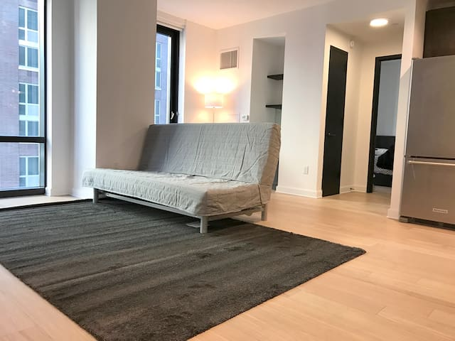 Brand new 1-BR Lincoln Center Lux Bldg 30-days min - New York - Byt
