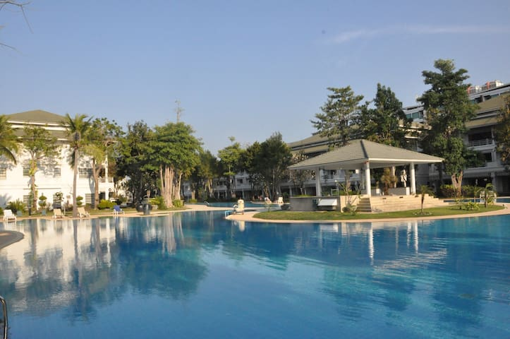 House with large swimming pool - Hua Hin - Dom