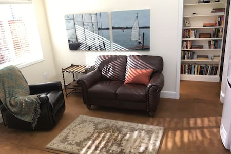 Tranquil one bedroom cottage - Berkeley