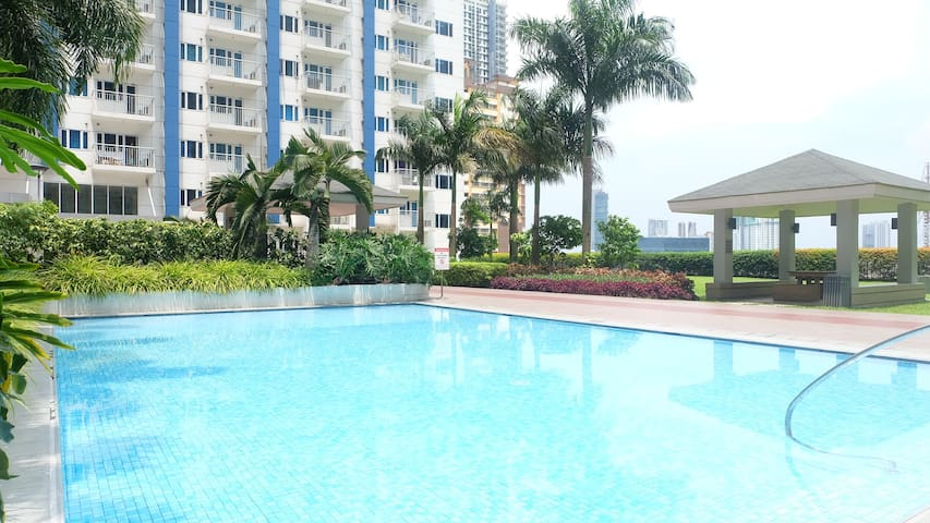 2 BR Suite in Light Residences