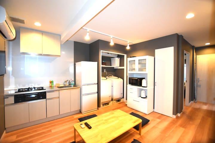 Tokyo Tamachi Sibaura area full-renovation  house