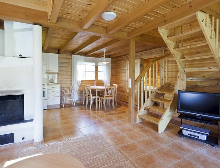 Beautiful 2 Bedroom Family Vacation In Kivijärvi