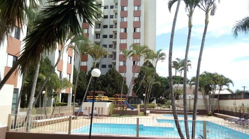 Apartamento Jardim Paulista, Res. Golden Park