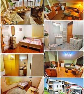 Hostelski apartman 55 m2