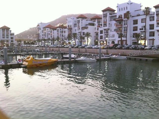 APARTMENT AGADIR MARINA - Agadir - Apartment