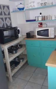 Holiday/weekend accommodation in Kleinmond. - Kleinmond - Byt