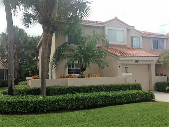 Furnished Townhouse near Evert Tennis Academy - Boca Raton - Townhouse